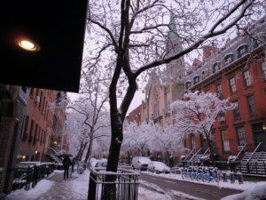 ニューヨークで宿を目指す