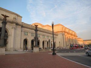 ワシントンDCユニオン駅