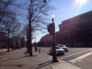 ワシントンDCの街並み3