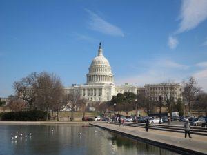 ワシントンDC国会議事堂