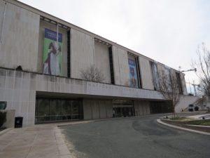 ワシントンDCの美術館