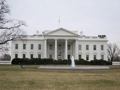 ホワイトハウス外観