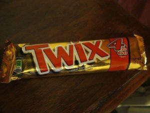 Twixチョコレートバー