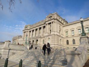 議会図書館外観