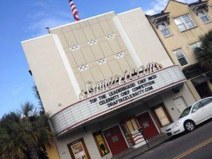 チャールストンにある映画館