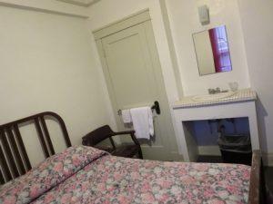 エルパソのホテルの部屋2