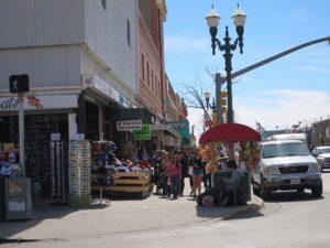 エルパソの人気ストリート