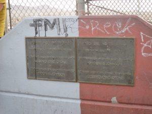 アメリカとメキシコの国境1