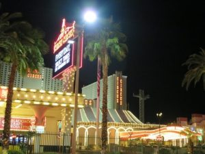 ラスベガスの夜景4