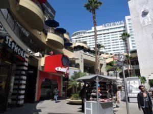 ロサンゼルス散策開始