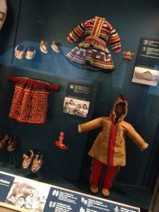 アメリカンインディアン博物館内部