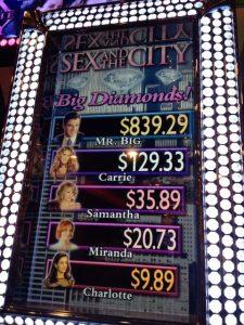 SEXANDTHECITYカジノ